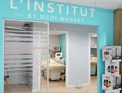 Salon - L' INSTITUT Medi-Market Schuman