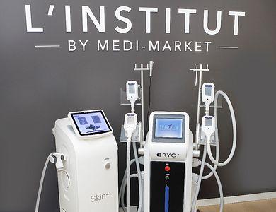 Salon - L' INSTITUT Medi-Market Drogenbos
