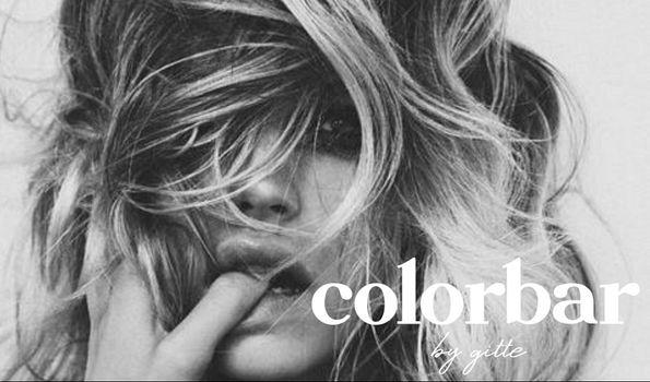Colorbar by Gitte, Geel | Salonkee