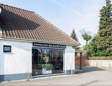 Salon - THE BACKSTAGE