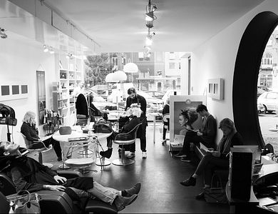 Salon - LUCINO HAIRDRESSERS Fort-Jaco