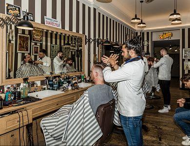 Salon - Barbier Tom - Gent