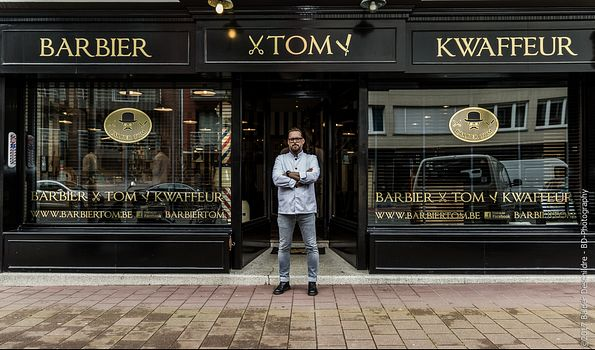 Barbier Tom - Knokke, Knokke | Salonkee