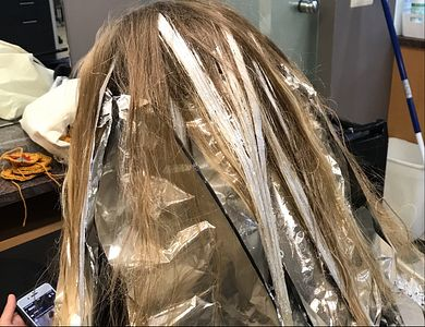 Salon - Hairstyling Nancy