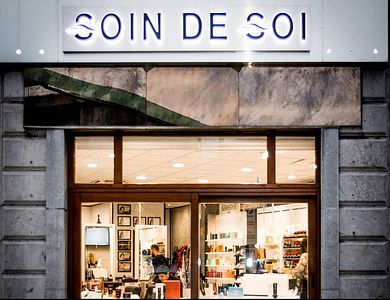 Salon - SOIN DE SOI Liège