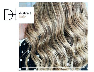 Salon - District Hair