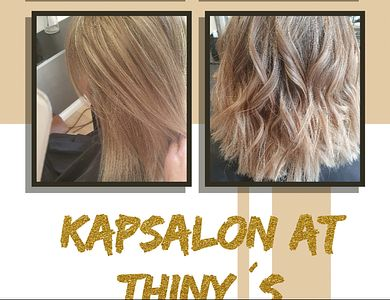 Salon - Kapsalon @ Thiny's