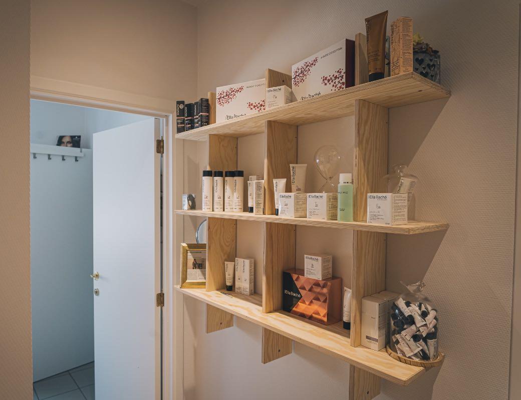 Salon - Salon Entre Nous et L'Institut Céline Demarcin