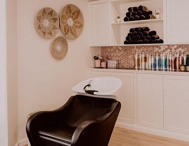 Salon - Hair by Katrien
