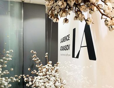 Salon - LAURENCE ATANASOV Salon