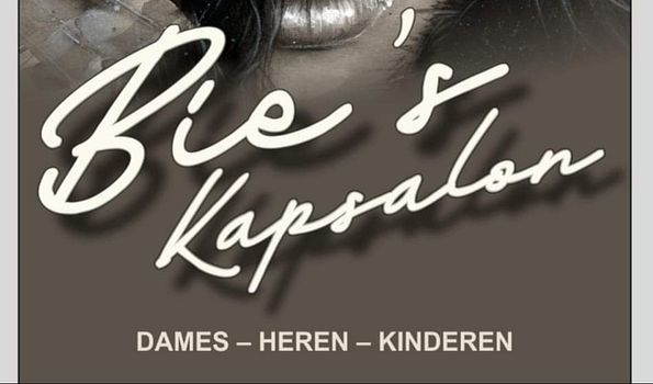 "Bie's Kapsalon, {""fr"":""Everbeek"", ""nl"":""Everbeek""} 