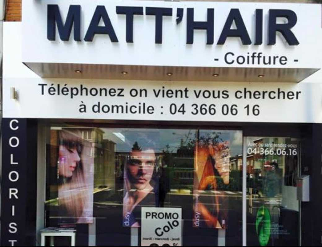 Salon - Matt'hair