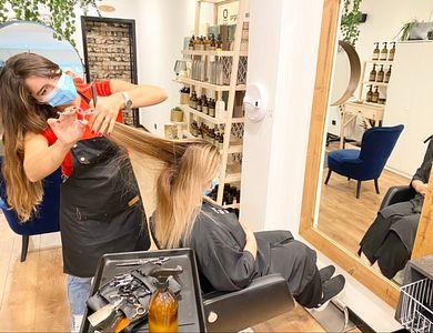Salon - Krena coiffure and beauty