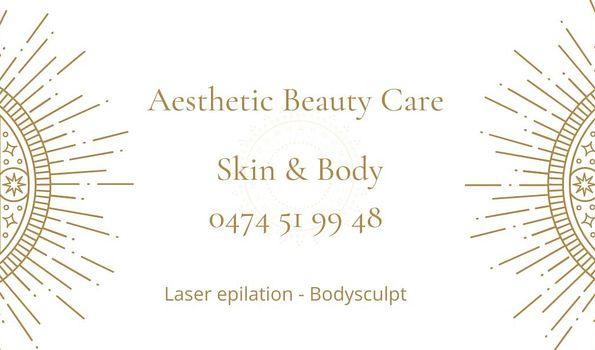 "Aesthetic Beauty Care, {""fr"":""Biévène"", ""nl"":""Bever""} | Salonkee"