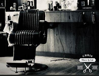 Salon - Chris Shave & Cut