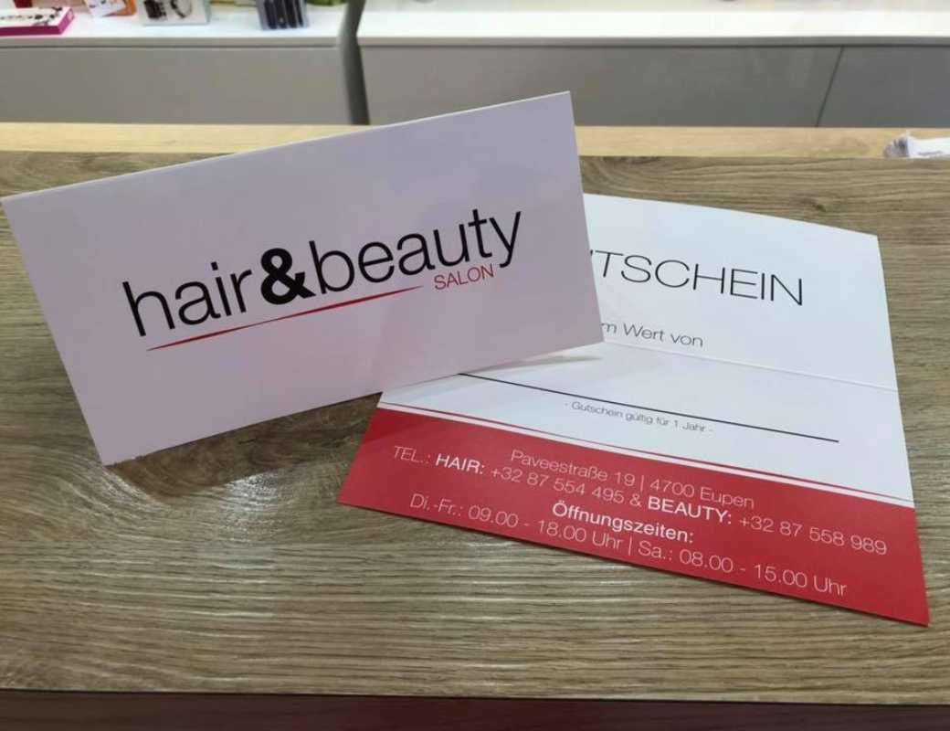Salon - Hair & Beauty