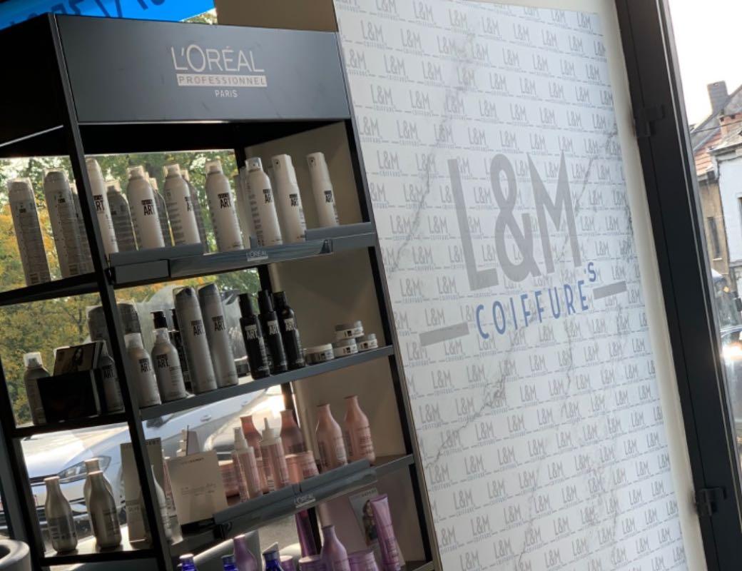 Salon - L&M Onglerie