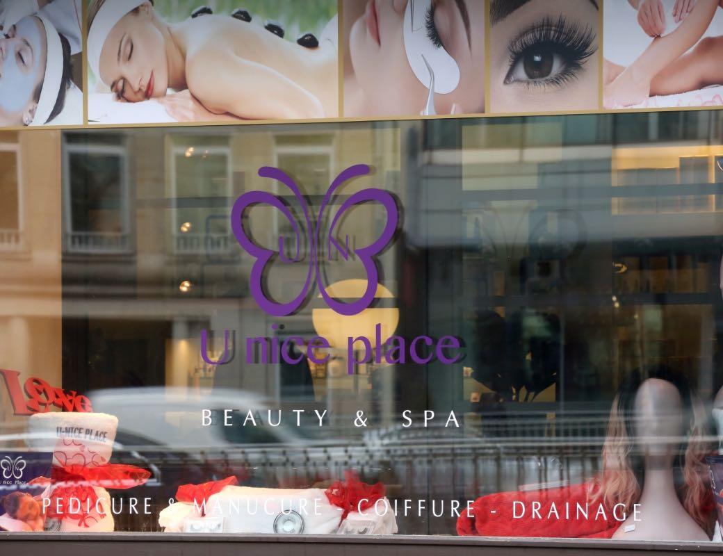 Salon - U Nice Place