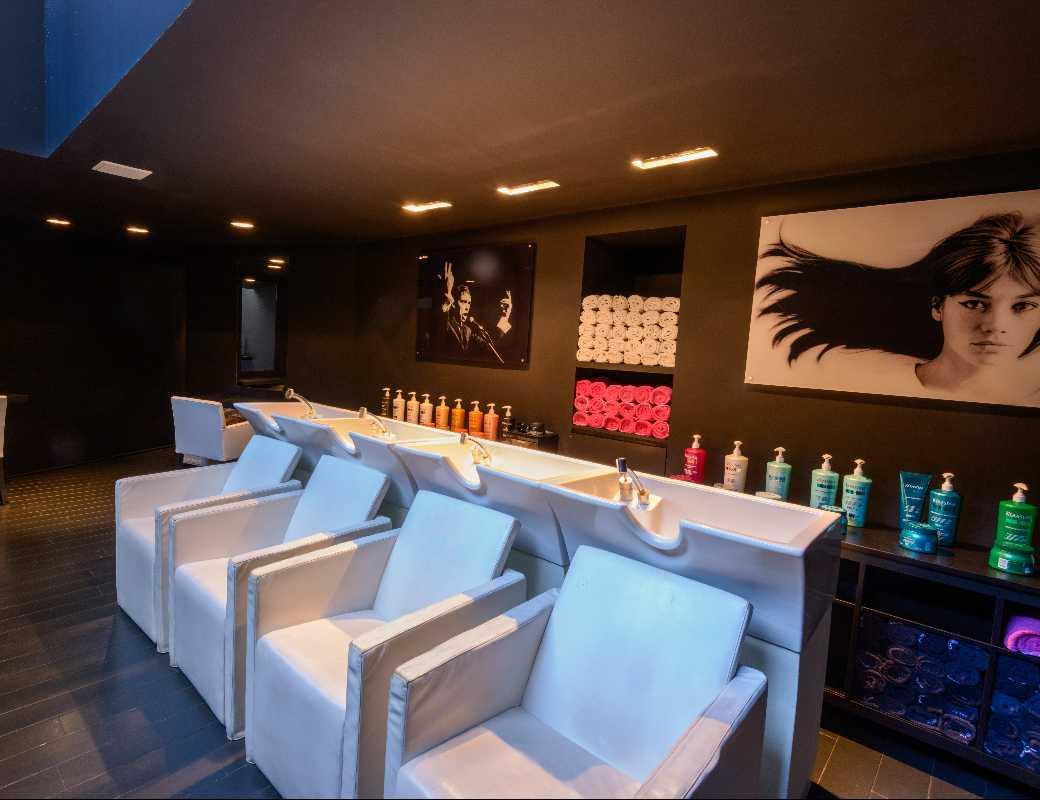 Salon - Salon Maison L
