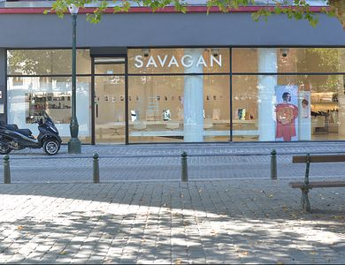 Salon - SAVAGAN Brussels