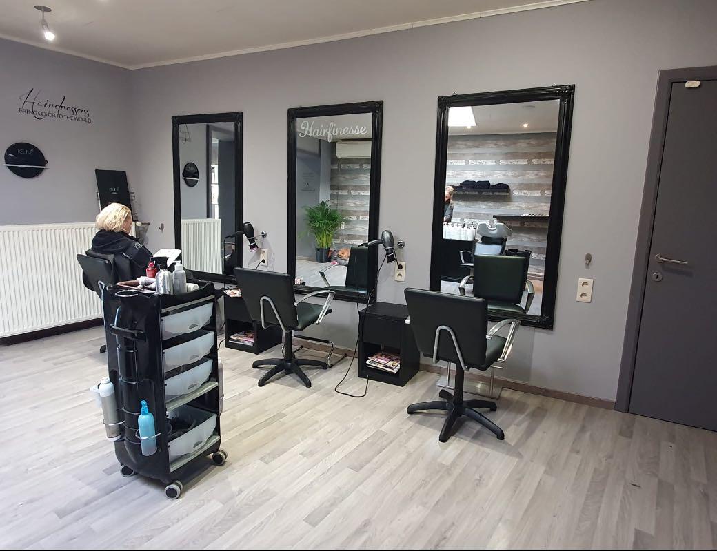 Salon - Hairfinesse
