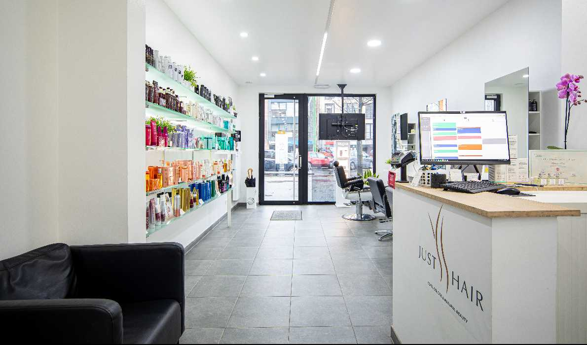 Just Hair, Hoboken | Salonkee