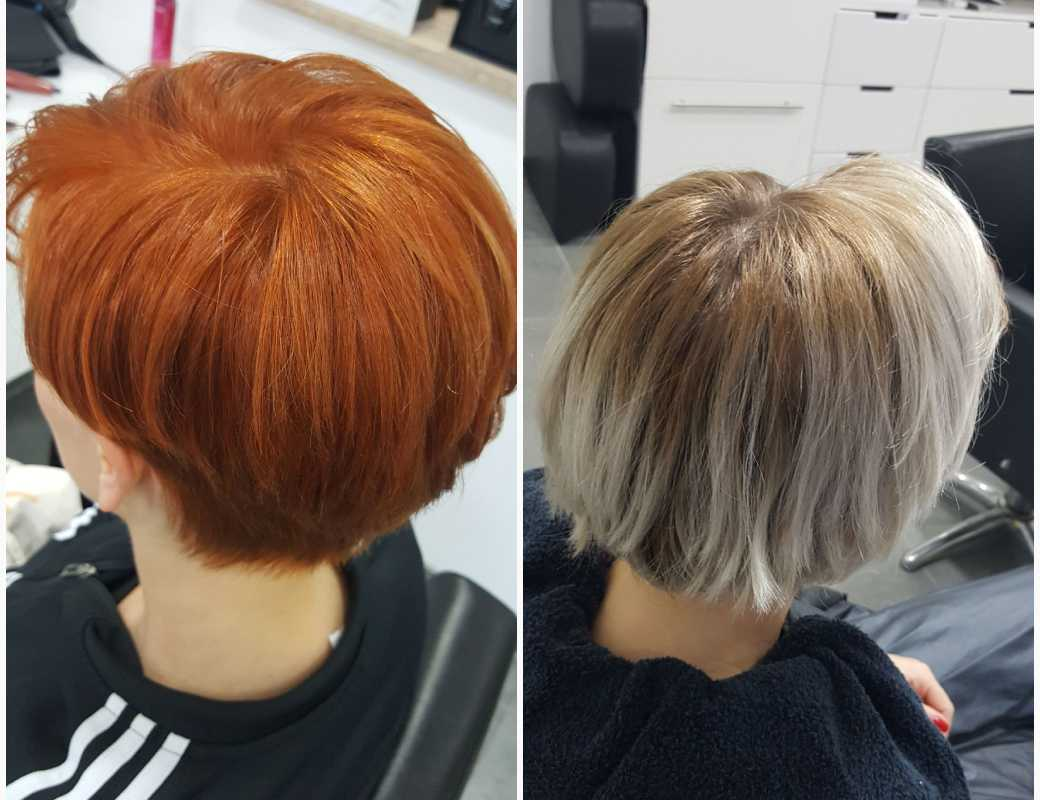 Salon - Just Hair
