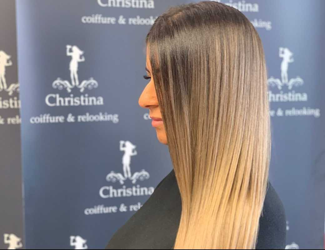 Salon - Christina Coiffure et Relooking