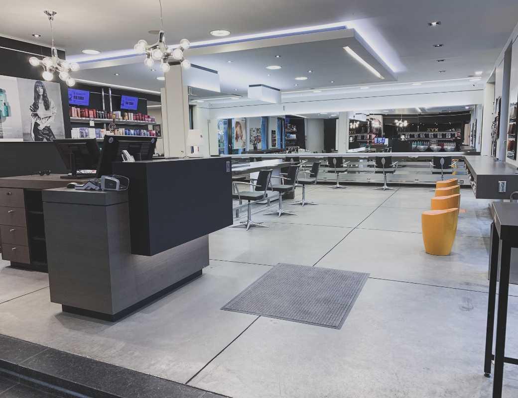 Salon - XYZ Haccourt