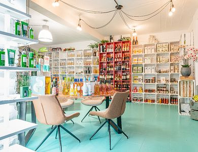 Salon - Hairtist Academy