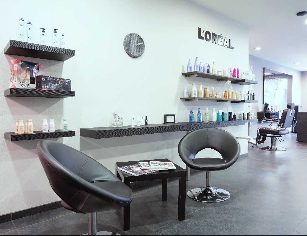 Salon - Anitif Coiffure