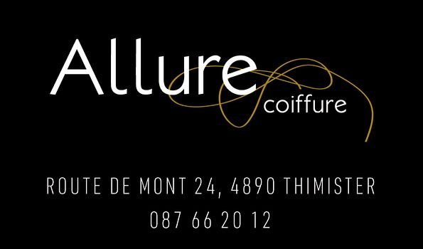 "Allure Coiffure, {""fr"":""Thimister"", ""nl"":""Thimister""} | Salonkee"