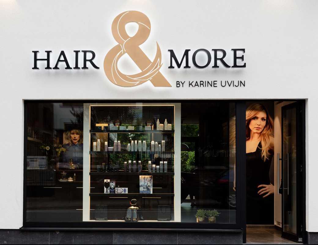 Salon - Hair & More