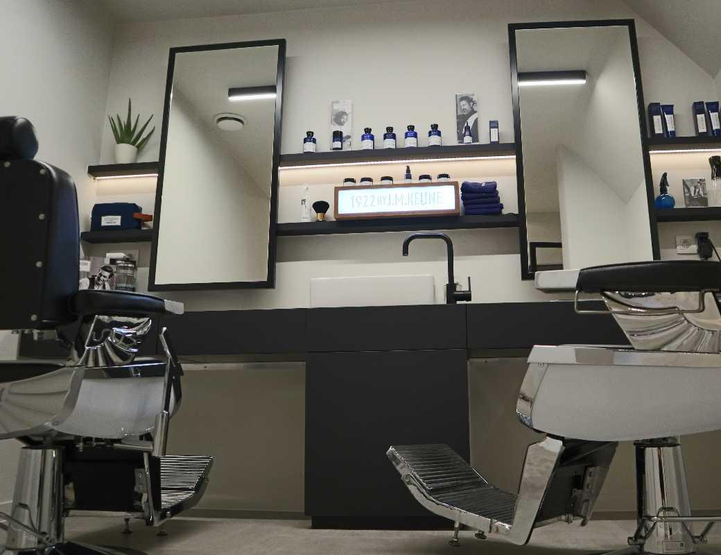 Salon - Mod's Hair