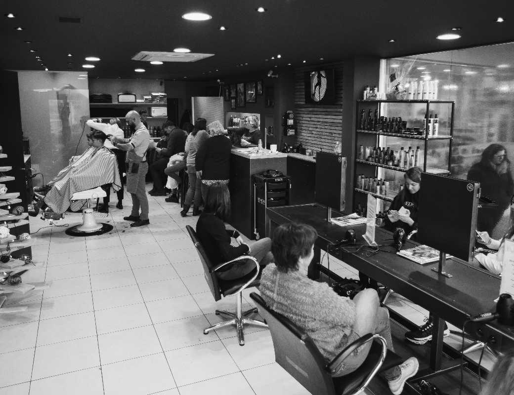 Salon - Coiffeur C.K.S