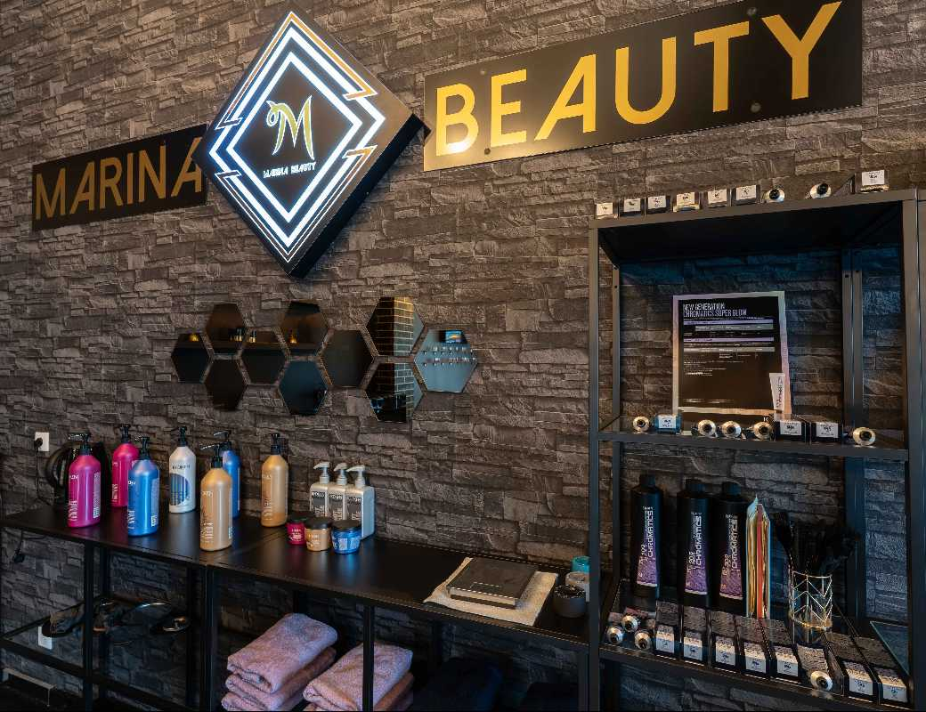 Salon - Marina Beauty