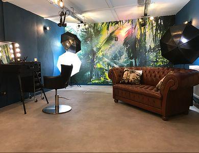 Salon - Le Studio