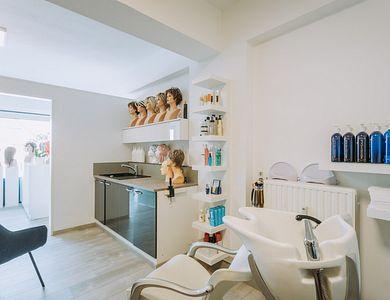 Salon - Haarwerken 45