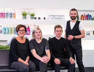 Salon - YOUNG & DYNAMIC Gent
