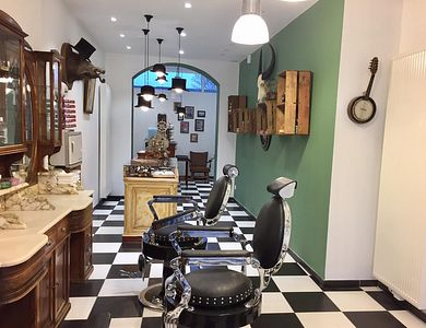 Salon - Oncle Bertus
