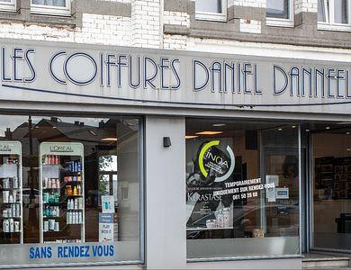 Salon - Les Coiffures Daniel Danneel