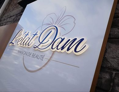 Salon - L'état Dam