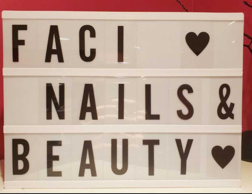 Salon - Faci'Nails & Beauty