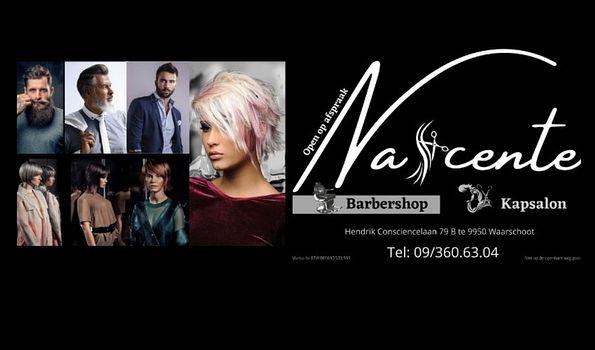 Kapsalon & Barbershop Nascente, Waarschoot | Salonkee