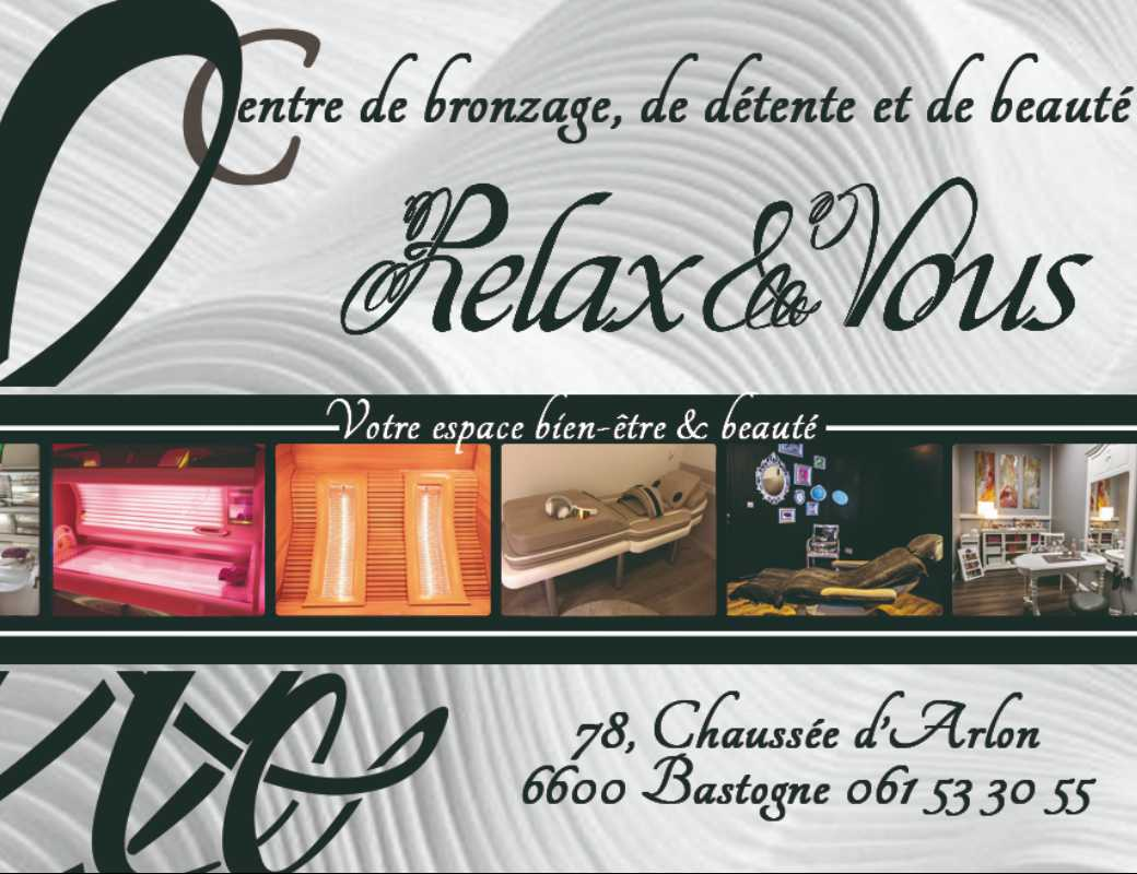 Salon - Relax & vous
