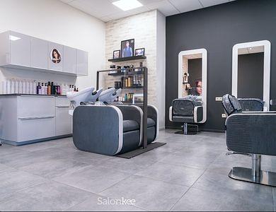 Salon - NH Coiffure