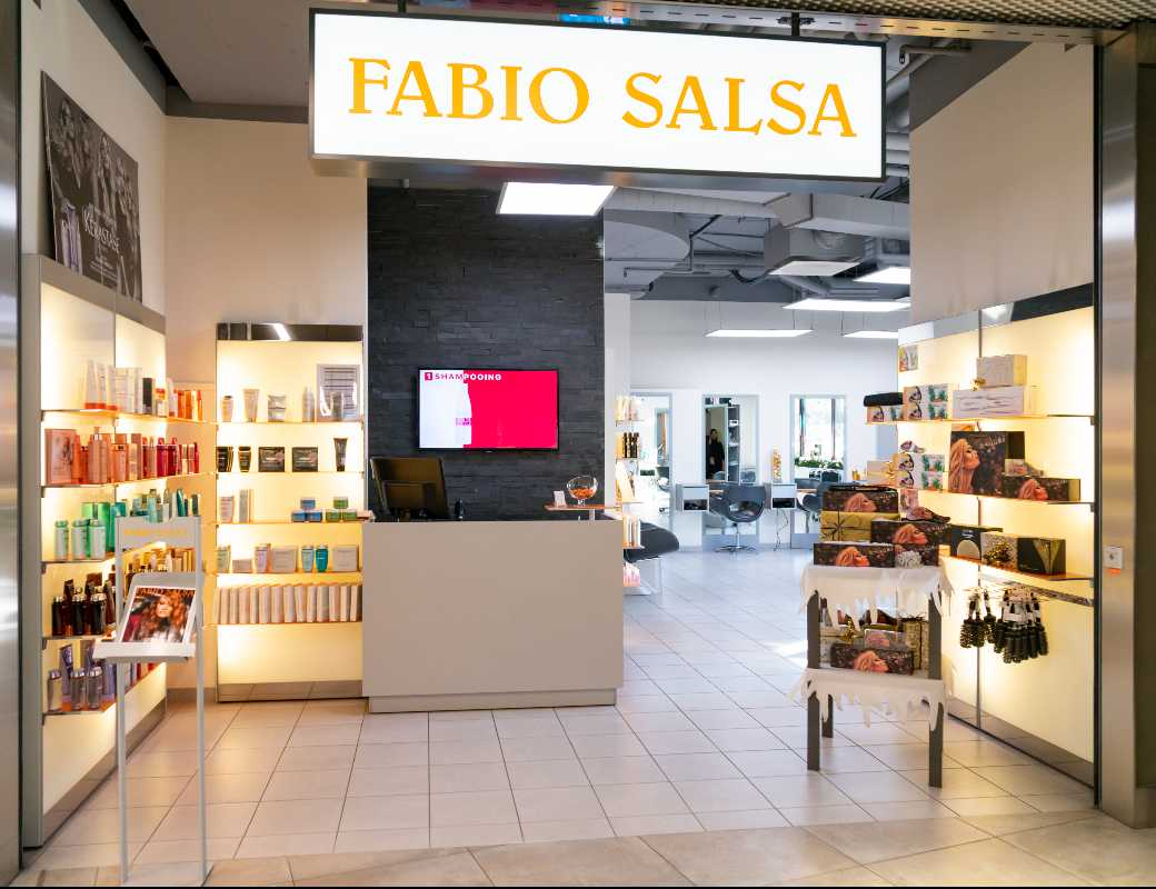 Salon - Fabio Salsa Rolle