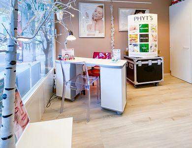 Salon - Institut Tilia