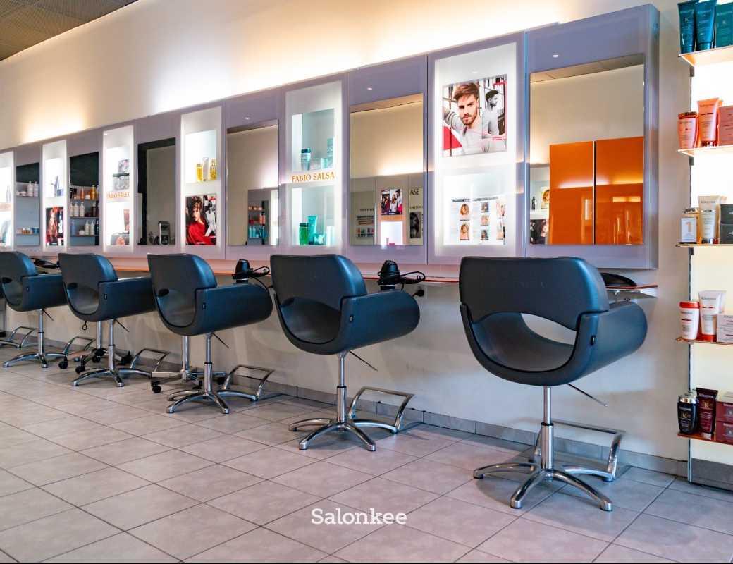 Salon - Fabio Salsa Romanel