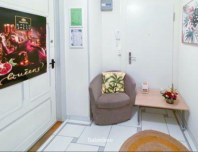 Salon - La Main Verte